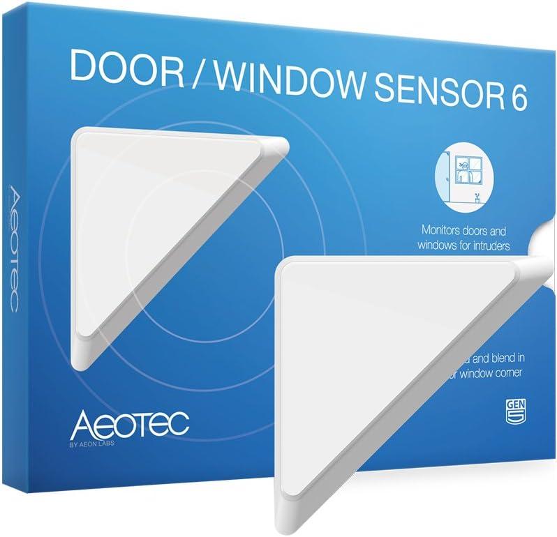 Tür-Fenster-Sensor mit Z-Wave Technologie Home Automatisierungssystem