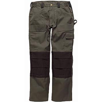 Pantalones Ropa De Trabajo Y De Seguridad Pantalones Dickies Gtd290 Trouser Pantalones De Trabajo Para Hombre Poliglota Net