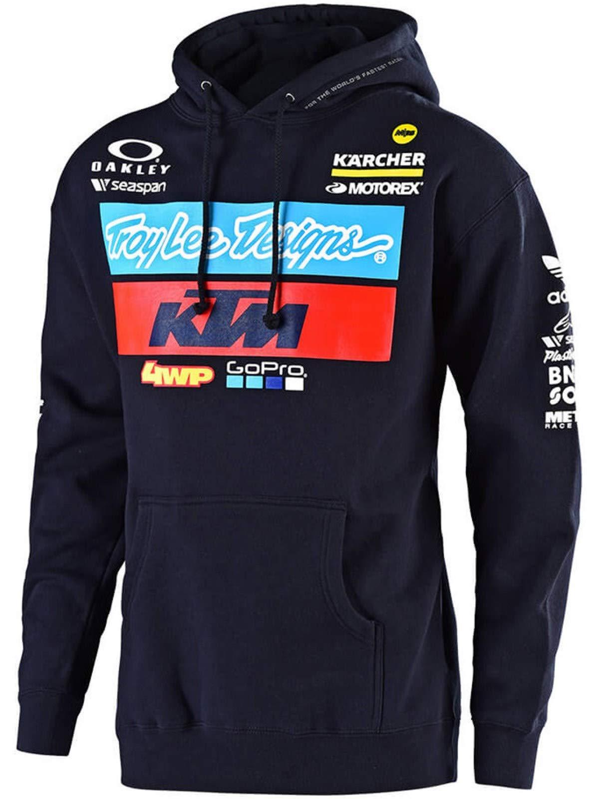 Troy Lee Designs 2019 Youth KTM Team Hoody (Small)