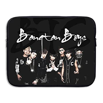 Water Resistant Soft Protective Laptop Sleeve Case Bts Wallpaper