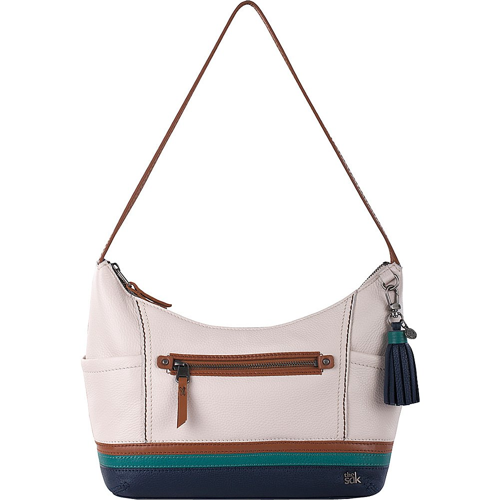 The Sak Kendra Hobo Shoulder Bag,monterey stripe,One Size