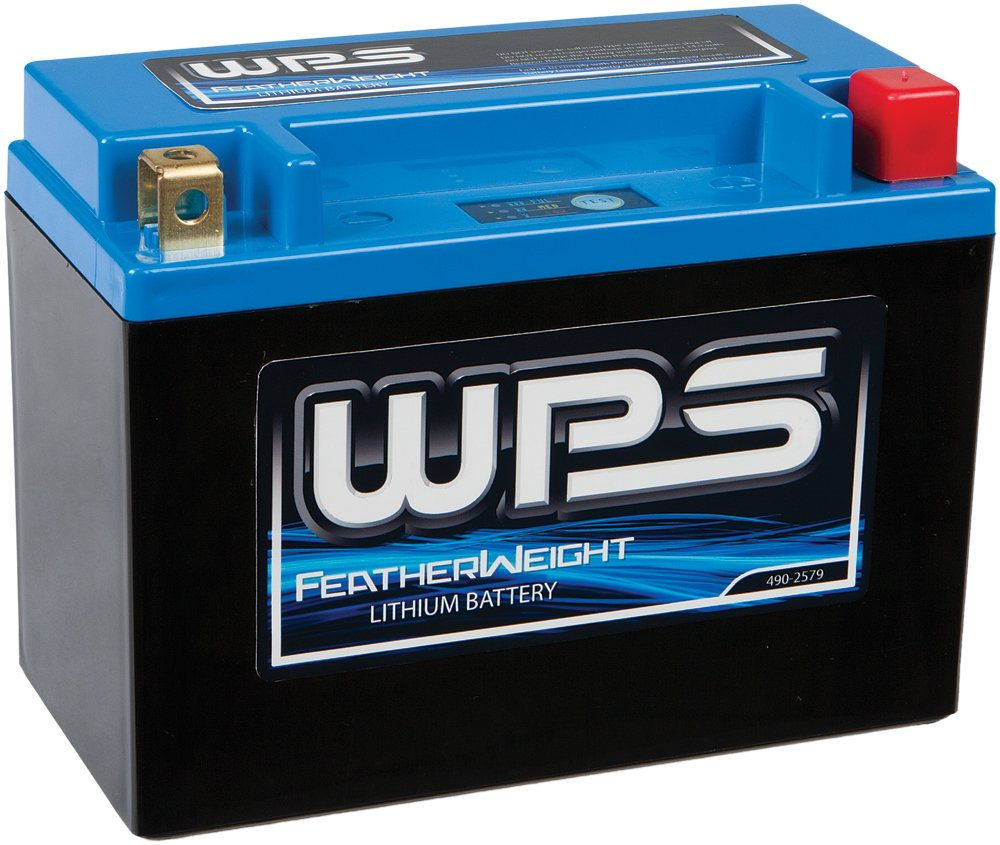 WPS Featherweight Lithium Battery HJTZ10S-FP-IL
