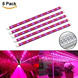 Cheap [5PACK] 30W Led Grow Light Tube – EnerEco Plant Light for indoor plant, Grow Lamp Bar for Hydroponic Greenhouse Veg and Flower Growing Bar Light AC 85-265V (30W 0.6M/23.62INCH)