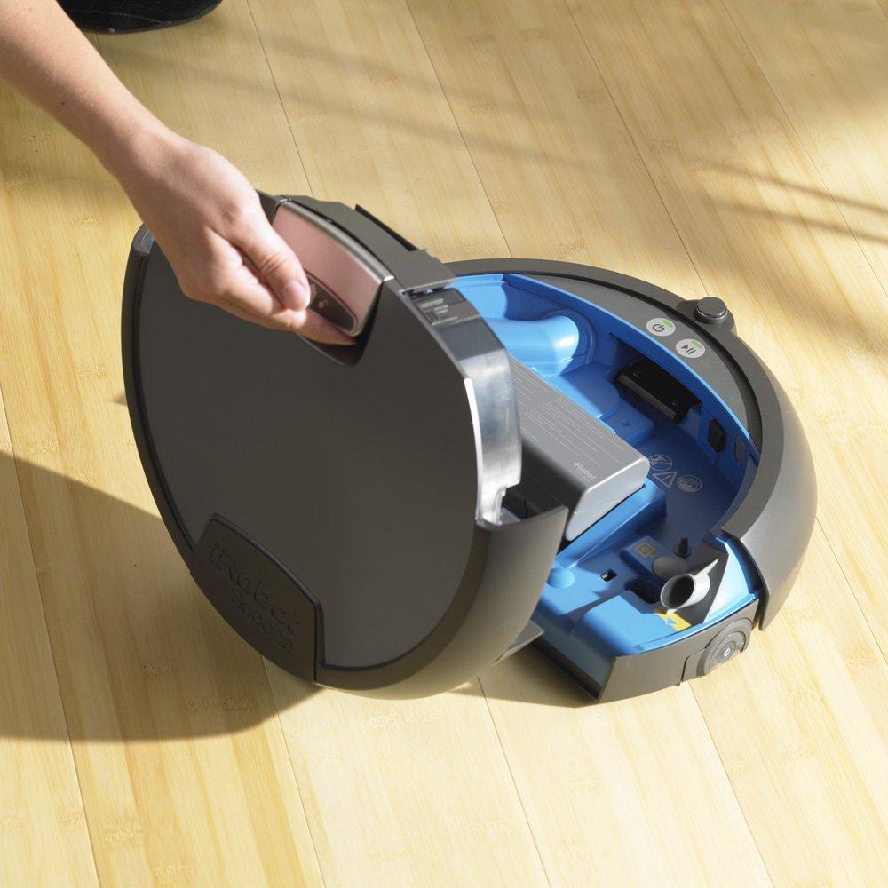 Amazoncom IRobot Scooba Floor Scrubbing Robot Robotic - Robotic floor washer reviews
