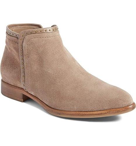 HN Boots Mujer Botines Tobillo Botas Chelsea Moda Casual Bajo Tacones Plano Zapatos Negro marrón Otoño