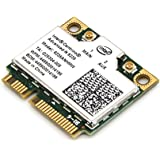 Intel Centrino Advanced-N 6235 6235ANHMW Wlan Bluetooth 4.0 Half MINI Card 802.11 a/b/g/n Dual-band 300 Mbps