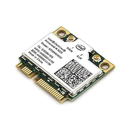 Intel Centrino Advanced-N 6235 6235ANHMW Wlan Bluetooth 4.0 Half MINI Card 802.11 a/b/g/n Dual-band 300 Mbps