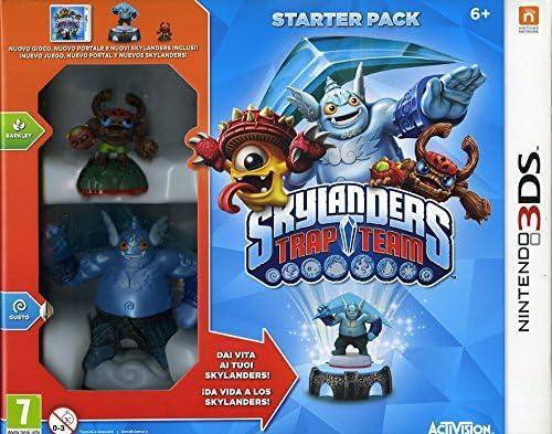 Starter Pack - Skylander Trap Team: Amazon.es: Videojuegos