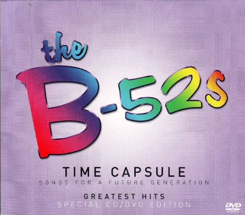 The B-52\'s - Time Capsule: Songs for a Future Generation (Australia - Import, NTSC Format, 2PC)