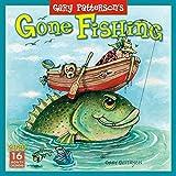 Gary Patterson s Gone Fishing 2020 Wall Calendar