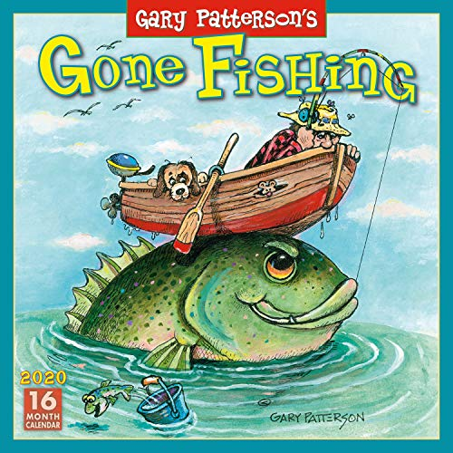 Gary Patterson's Gone Fishing 2020 ()