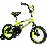 Tauki Kid BMX Street/Dirt Bike for Boys and Girls, 12/16 Inch,6 Colors Available, 95% Assembled