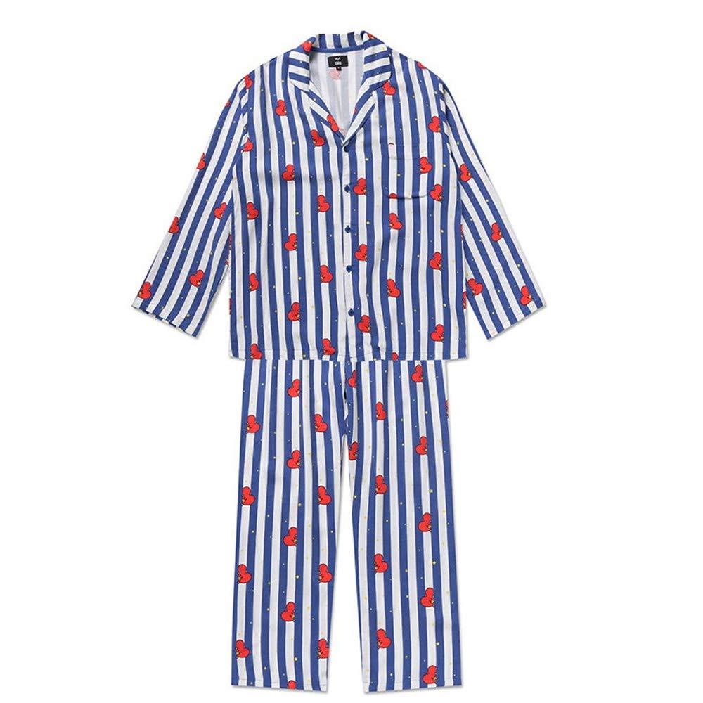 Navy (Tata) BT21 Official Pajamas, Pajamas Set Authentic
