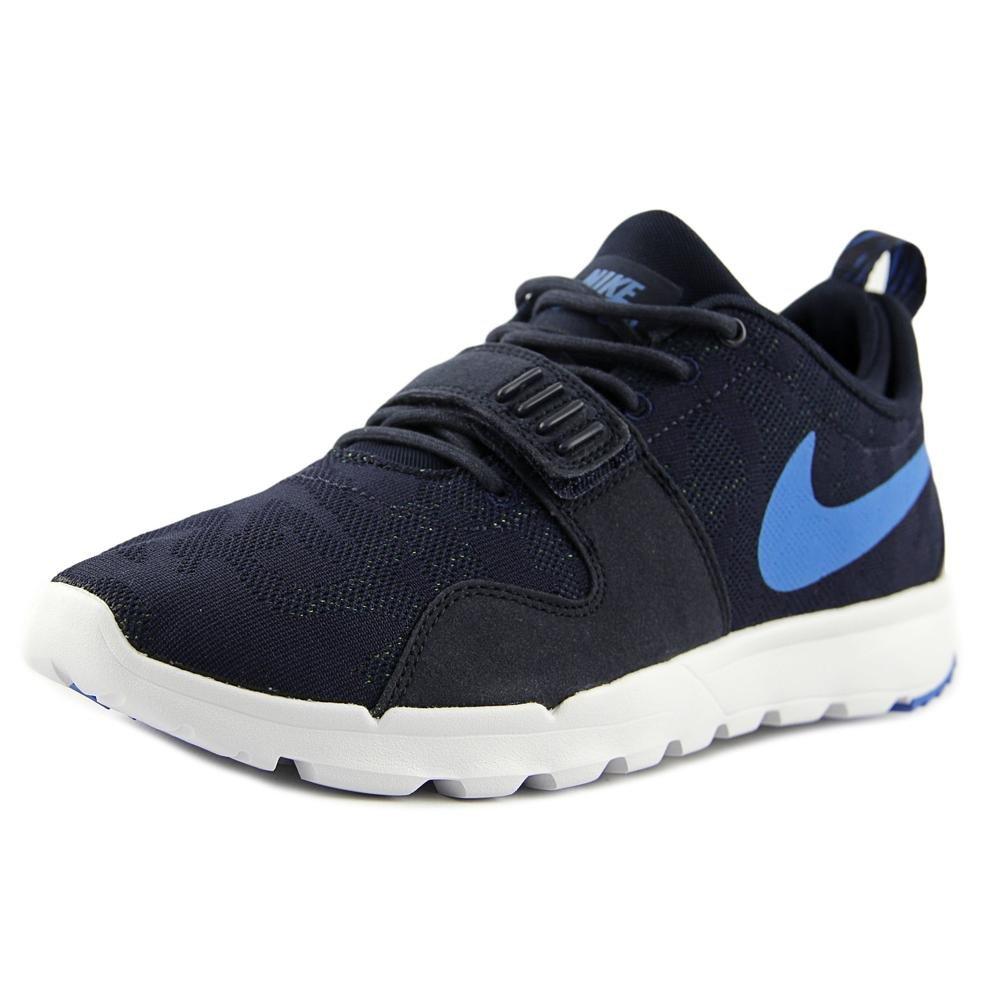 los angeles e926f 514c3 Amazon.com   Nike SB Trainerendor (Obsidian Photo Blue-White-Rio Teal)  Men s Skate Shoes   Skateboarding