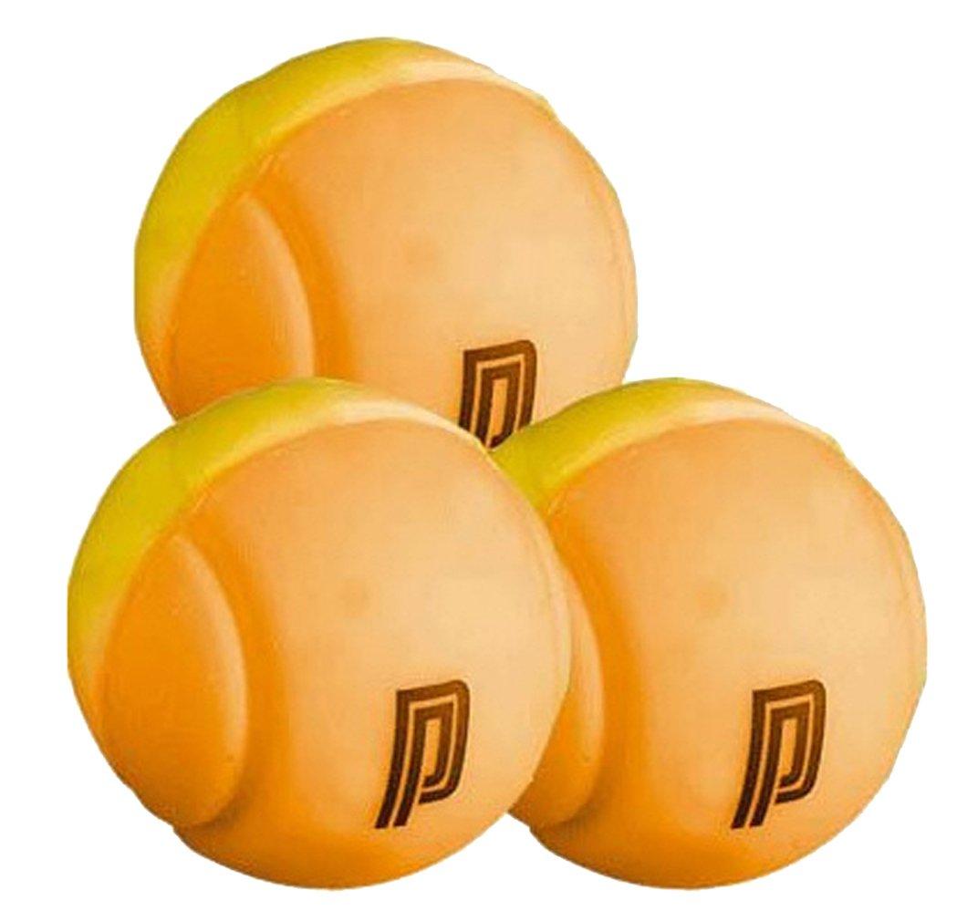 3 Vibration Dampeners Tennis Balls yellow Pro H098kx3o