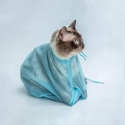 TOOGOO Bolso de Sujecion de Cosmetologia de Gato Mascotas de ...