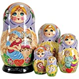 Motherly Love 5 Nest Doll 6.5''