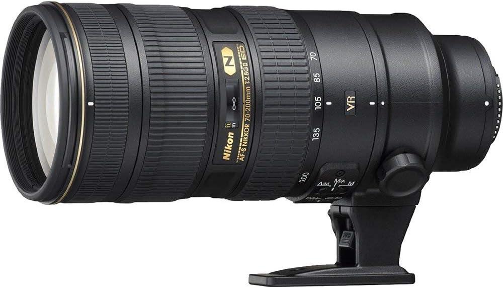 Renewed Nikon 70-200mm f//2.8G ED VR II AF-S Nikkor Zoom Lens for Nikon Digital SLR Cameras