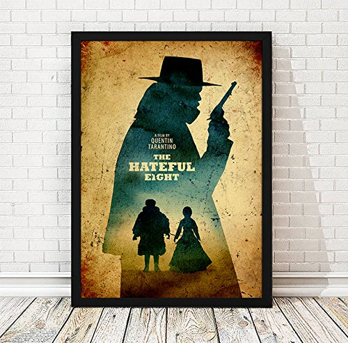 Amazon Com Quentin Tarantino The Hateful Eight Minimalist Movie