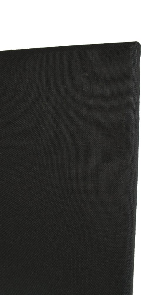 ATS Acoustic Panel 24x24x2 Inches in Black