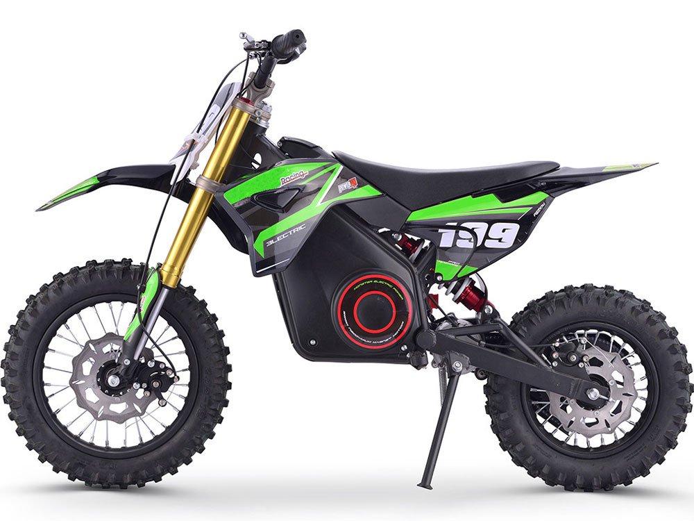 Amazon.com: MotoTec 36 V Pro eléctrica Dirt Bike; 36 V 1000 ...