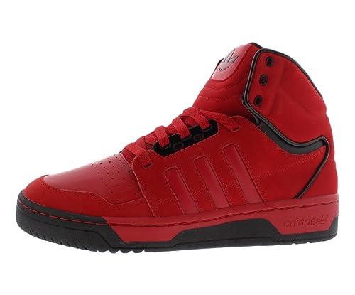new arrival b433f 82861 Adidas Conductor AR Men Sneakers University RedRedBlack G99950 (SIZE 9.5
