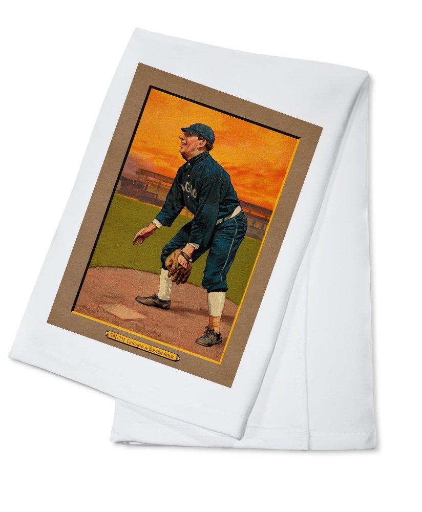 ボストンDoves – フランクスミス – 野球カード Cotton Towel LANT-21771-TL Cotton Towel  B0184BFC0O