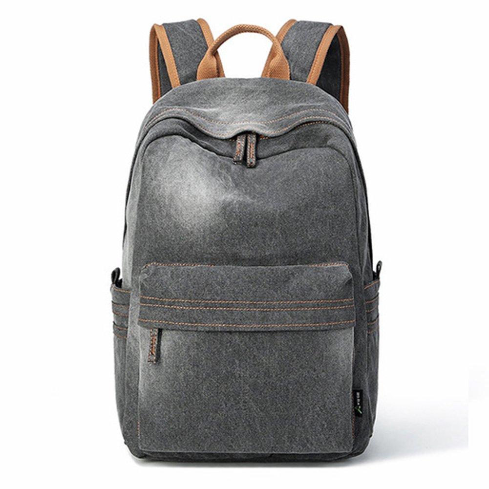 lovely Aliceherry Backpack for Teenage Vintage Women and Men Denim Travel  Shoulder Bags e34b18ac82ce5