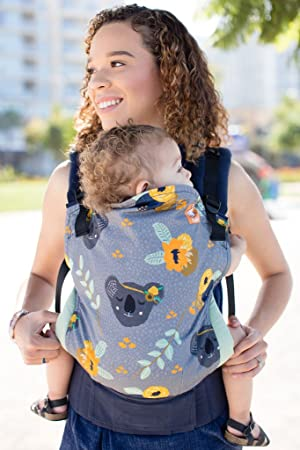 Ergonomic Baby Carrier Tula Standard Baby Queen Koala Front and Back from  Newborn to Child Safe 0976bd9eb33