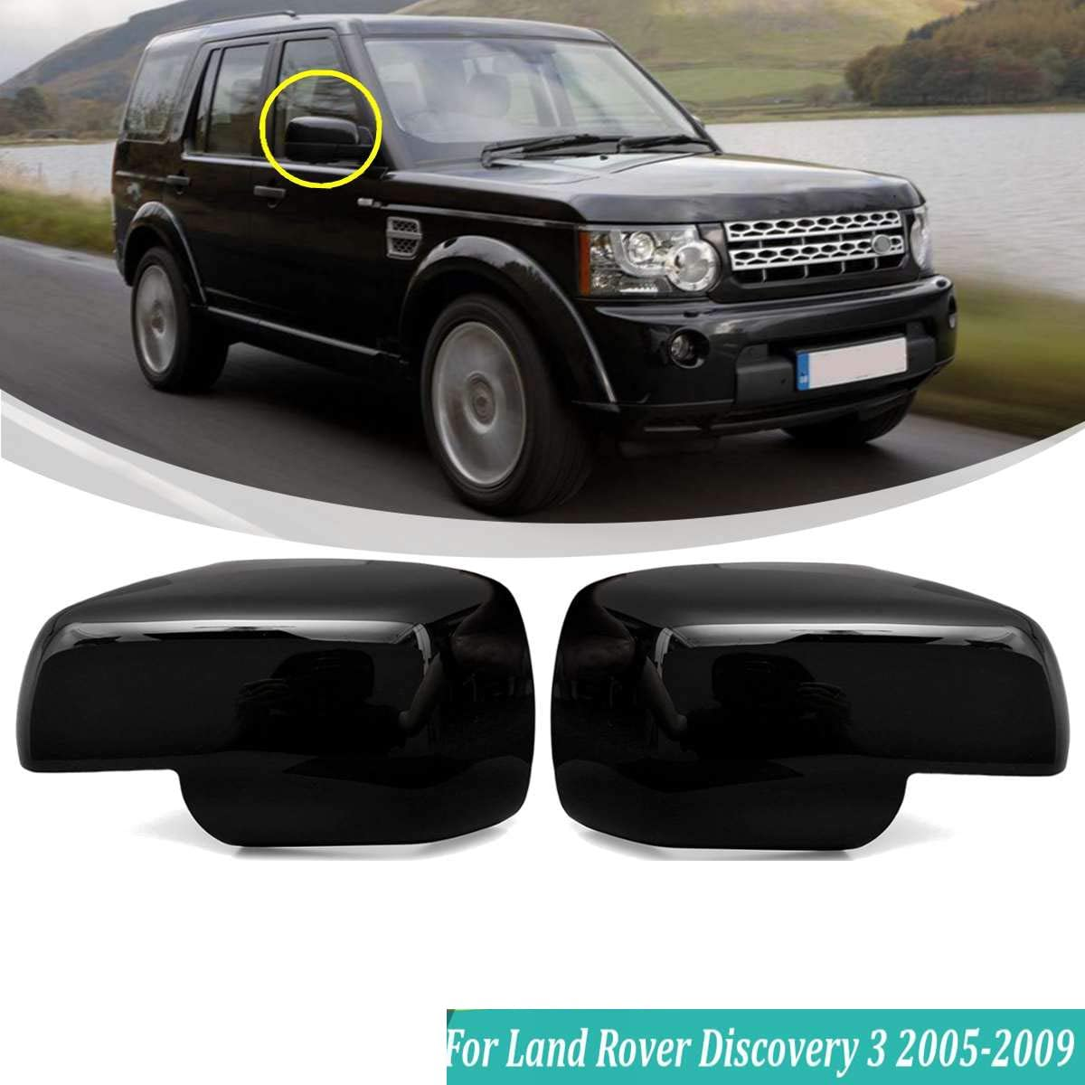 Transit Parts Genuine Discovery 3 4 Surround Camera Front Side Mirrors Fw9319H422Ab