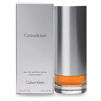 calvin klein perfume contradiction