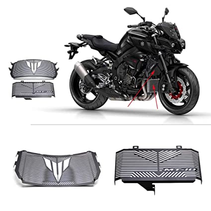ba178d092 Fittings Motorcycle Accessories Black Radiator Guard Protector ...