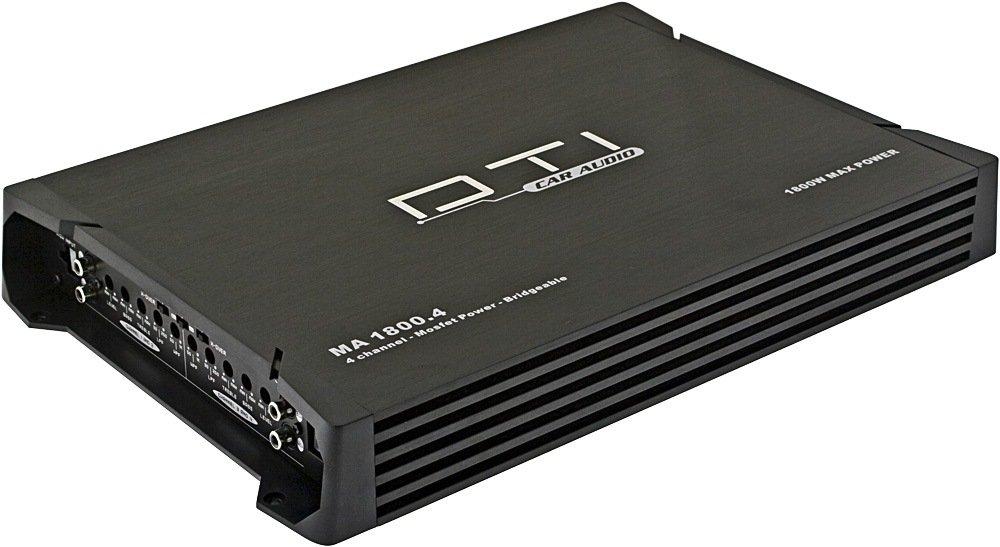 DTI CAR AUDIO DTIMA18004225 Power Amplifier
