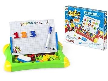 ColorBaby- Pizarra magnética+Letras y números 30x25 cm ...