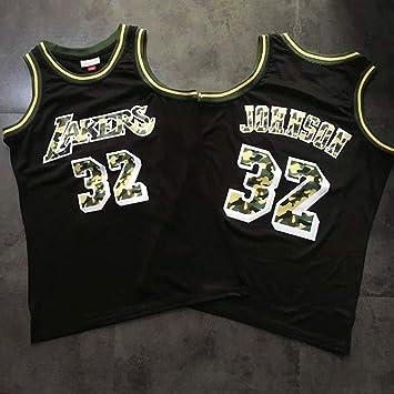 NBA 76ers # 3 Allen Iverson Baloncesto de los Lakers # 23 Lebron ...