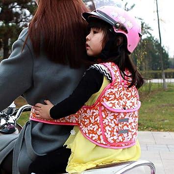PYY Moto Arneses de Seguridad para niños Motocicleta, batería para ...