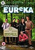 A Town Called Eureka - Season 5 [DVD] [2013]
