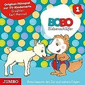Bobo besucht den Zoo und weitere Folgen (Bobo Siebenschläfer 1) | Markus Osterwalder