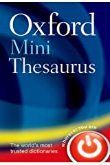 Oxford Mini Thesaurus Flexibound