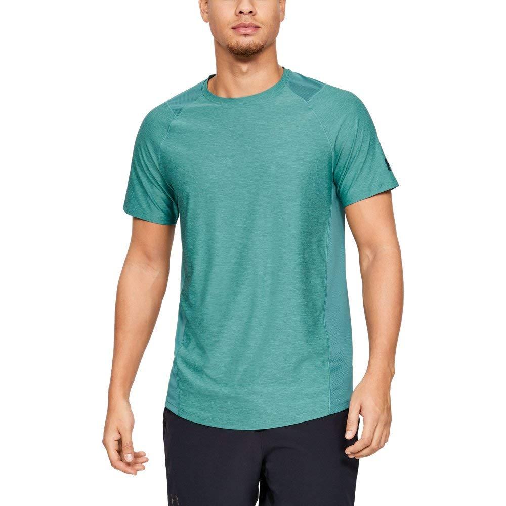 Under Armour Men's MK1 Gym Workout T-Shirt, Dust