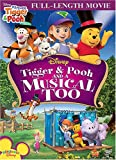 Best Disney Friends On Dvds - My Friends Tigger, Pooh and a Musical Too Review
