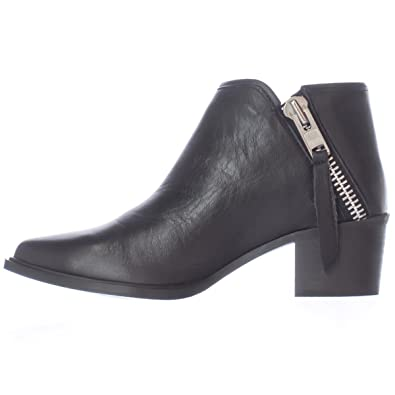 Womens Doris Suede Closed Toe Ankle Fashion Boots