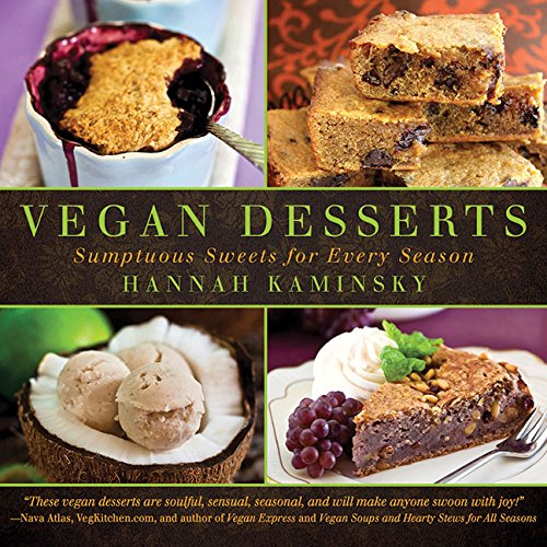 Vegan Desserts: Sumptuous Sweets for Every Season (German Chocolate Cake Upside Down)