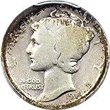 1916 D Mercury Dime Best Deals - 1916 D Mercury Dimes Dime Good-4 PCGS