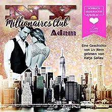 Adam (NY Millionaires Club 2) Hörbuch von Liv Keen Gesprochen von: Katja Sallay