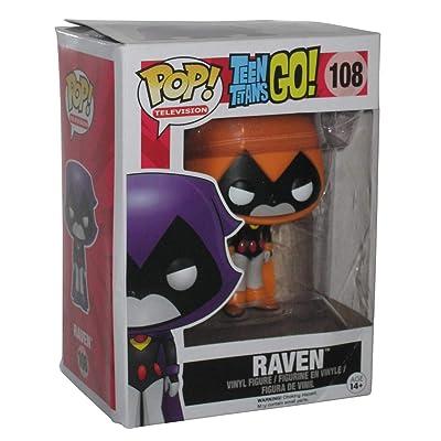 Funko Orange Raven Teen Titans GO -: Toys & Games