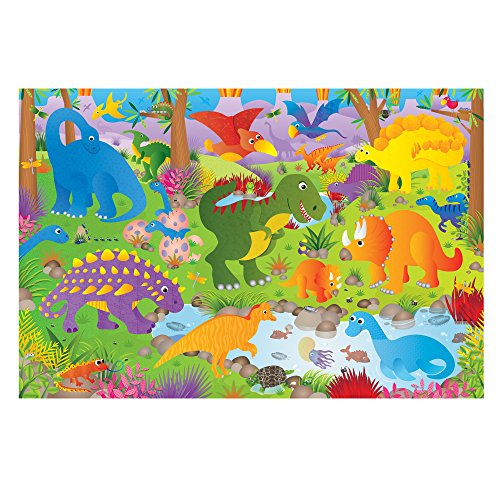 "61rpQfXu0YL - Galt Giant 36"" Floor Puzzle - Dinosaurs"