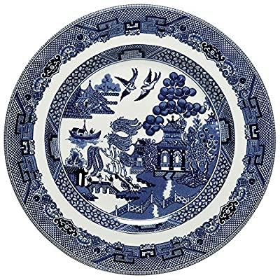Johnson Bros. Blue Willow Salad Plate