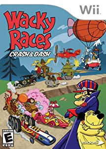 Wacky Races: Crash and Dash - Nintendo Wii