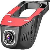Câmera Veicular Frontal Wifi 1080P - Preto -